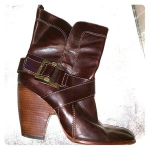 Frye Andrea Mid Boots